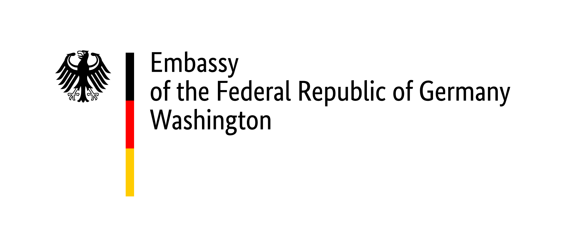 Logo: Embassy of the Federal Republic of Germany in Washington, D.C.